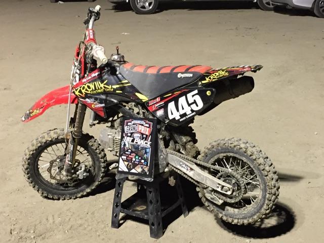 Dunlop Mx52 Pit Bike Tire