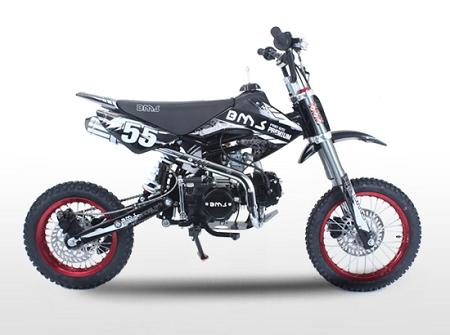 Bms Pro Premium 125 125cc Pit Bike Dirt Bike
