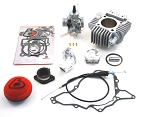 TB Parts 143cc Bore Kit & Mikuni VM26mm Carb Kit
