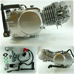 125cc Piranha Pitbike Engine