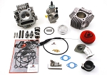TB 170cc to 184cc Bore Kit, Race Head V2, and 28mm Carb Kit