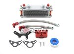 TB Oil Cooler Kit 2 - for Lifan & Import Race Heads