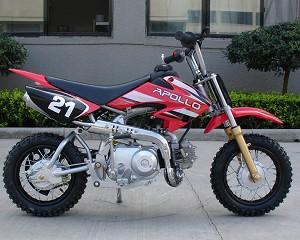 APOLLO 70 - 70cc Pit Bikes / Dirt Bikes