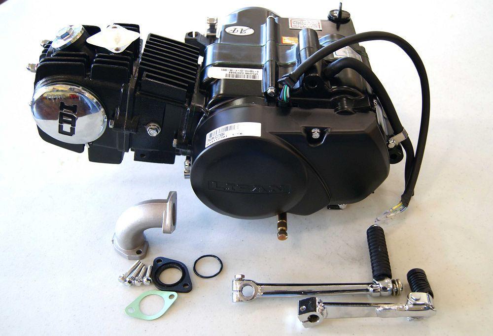 125cc Lifan manual Pitbike Engine