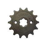 Pit Bike / Dirt Bike Front Sprocket