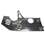 Pit Bike / Dirt Bike Aluminum Engine Skid Plate