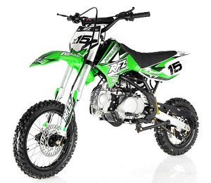APOLLO DB-X15  125cc Pit Bike / Dirt Bike