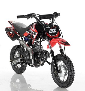 APOLLO DB-25 70CC PIT BIKE/ DIRT BIKE