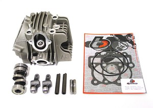 TB 170cc/184cc Race Head V2 Upgrade Kit - GPX/YX150/160