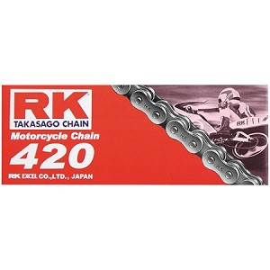 Pit Bike / Dirt Bike RK 420 Stock Chain